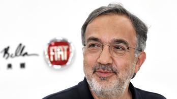 Sergio Marchionne nem tudja folytatni, új elnöke lett a Fiatnak és a Ferrarinak