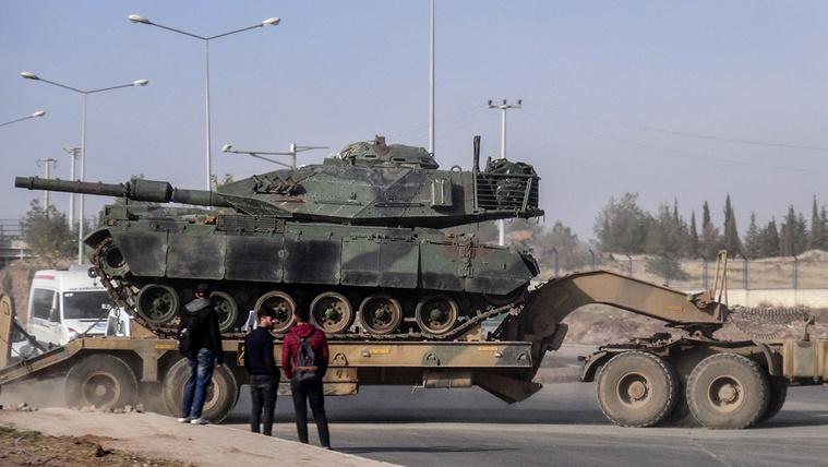 Elkezdődött a kurd-török háború