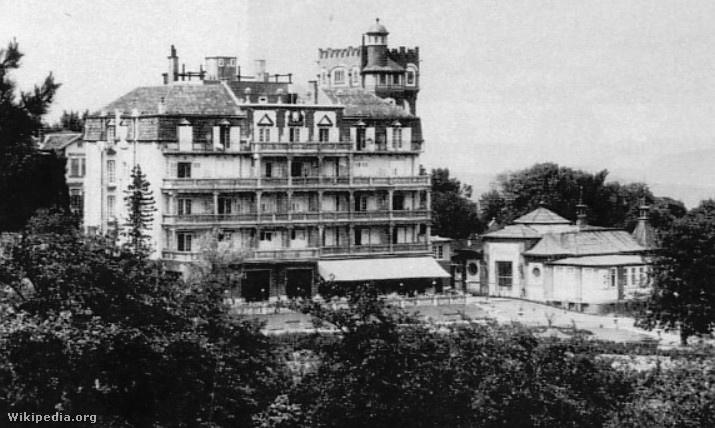 Svábhegyi szanatórium