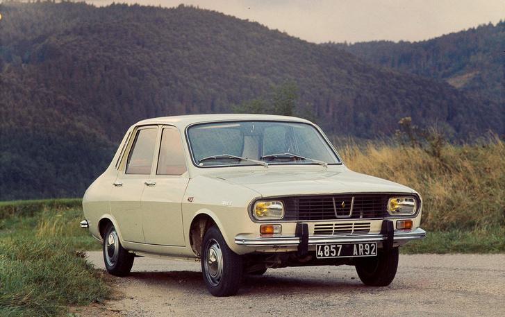 1969-ben mutatták be a Renault 12-est