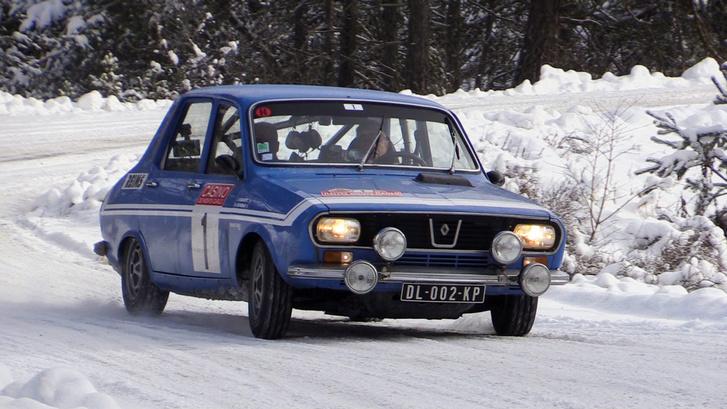 Eredeti formájában az R12 Gordini