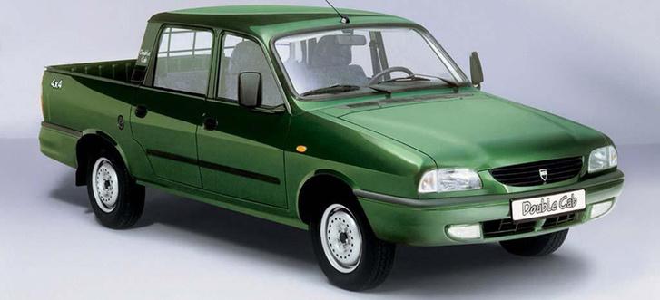 R12-haláltusa: a román pickup-verzió 2006-ig futott