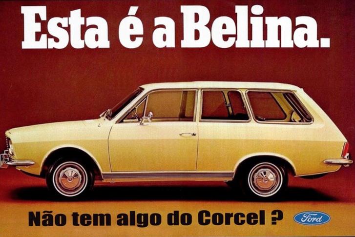 Hiába Ford, ez is Renault: Belina, a brazil Corcel kombija