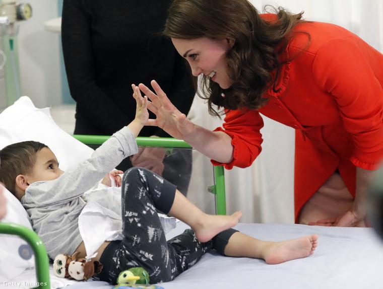 Érdekesség, hogy nem Katalin és Vilmos gyereke lesz az egyetlen royal bébi, aki 2018 születik