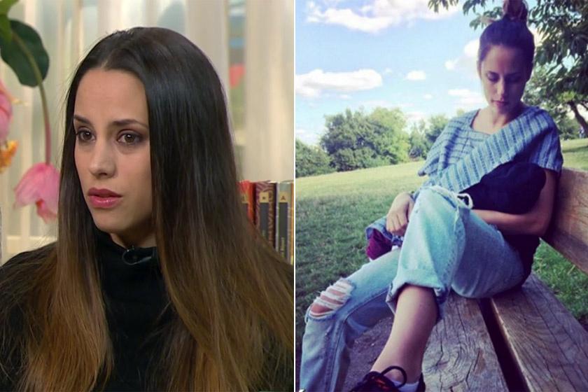 Trokán Anna fél éve adott életet kisfiának, és állítása szerint véletlenül lett a nyilvános szoptatás élharcosa. Nincs negatív tapasztalata, ő bárhol előveszi a kendőjét, ami alatt megszoptatja Karcsit.
