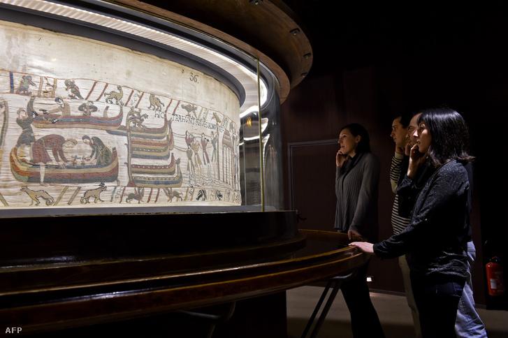 A Bayeux-i falikárpit