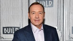 Már három szexuális zaklatási ügyben nyomoz a rendőrség Kevin Spacey ellen