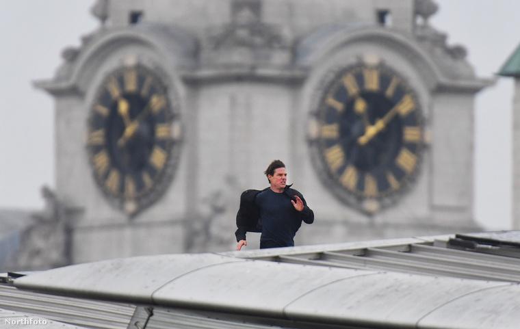 Emlékeznek? Még 2017 augusztusában volt, hogy Tom Cruise megsérült a Mission: Impossible 6