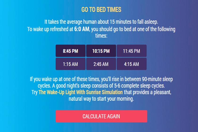 Ha hat órakor kelsz, ezekre az alvásfázisokra számíthatsz.