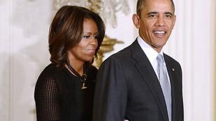 Barack Obama a világ legszívmelengetőbb módján köszöntötte feleségét a szülinapján
