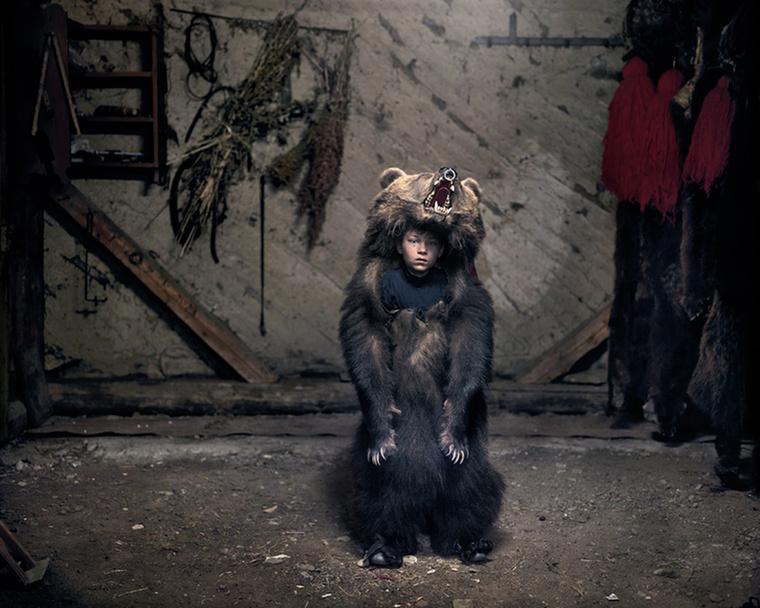 A kép Dezső Tamás Notes for an Epilogue című, Romániában készített sorozatának egyik darabja