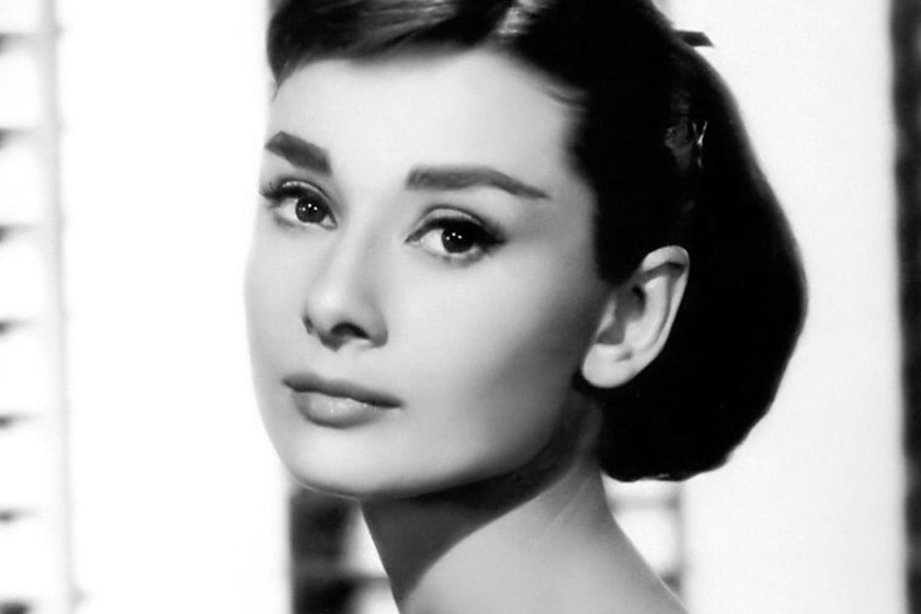 Ez volt Audrey Hepburn utolsó fotója - 25 éve hunyt el az ikonikus színésznő