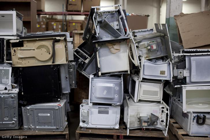 Mikrosütők elektronikai hulladékként
