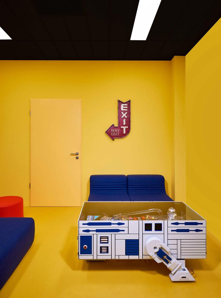 Sárga szoba az ACG-ben