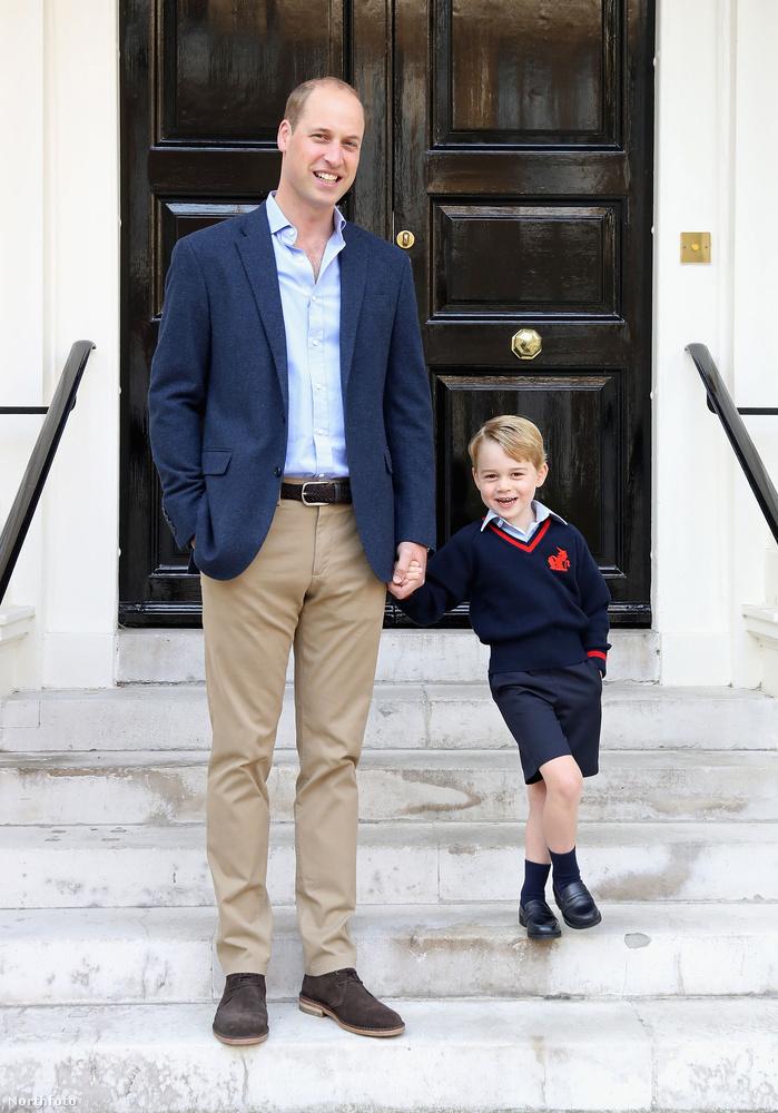 Egészen ritka alkalom, de kivételesen nem Katalin hercegné frizurájáról vagy gyerekeiről lesz szó, hanem Vilmos herceg hajáról, ami tavaly szeptemberben még így nézett ki, mint ezen a fotón.
