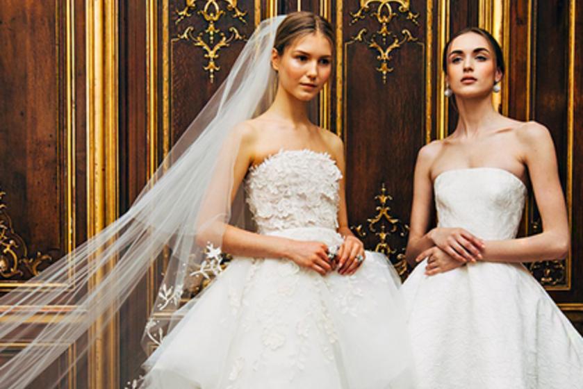 10 esküvői ruhatrend, amit ismerned kell, ha idén mész férjhez