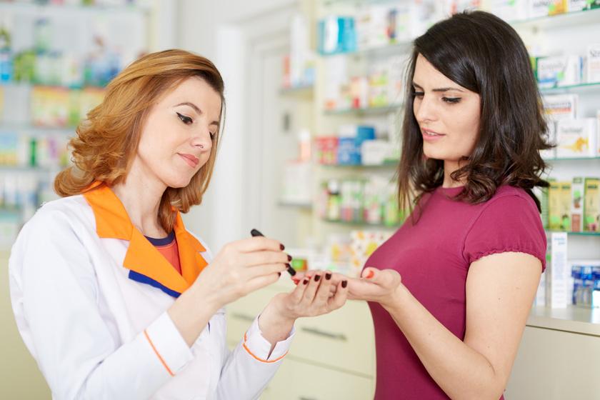 cukorbetegség-vizsgálat