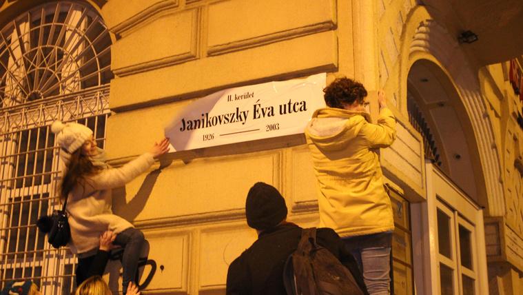 Miért nincs Retek helyett Janikovszky utca?