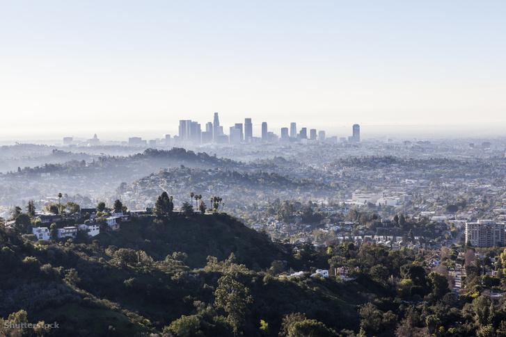 LA - ilyen a nyári szmog