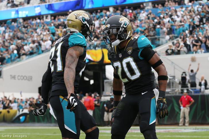 Jalen Ramsey és A.J. Bouye az NFL mostani talán legerősebb cornerback párosa