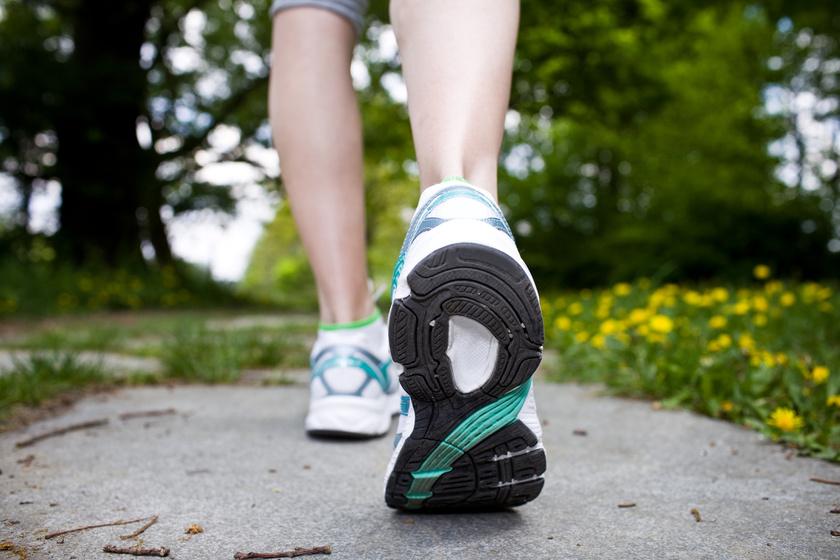 Egyetlen tanács szívbetegségek ellen: a kutatók szerint sok múlik a gyaloglás tempóján