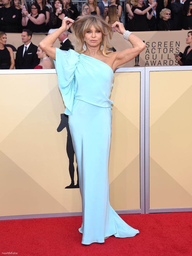 És azt kitalálja, hogy Goldie Hawn mennyi idős?