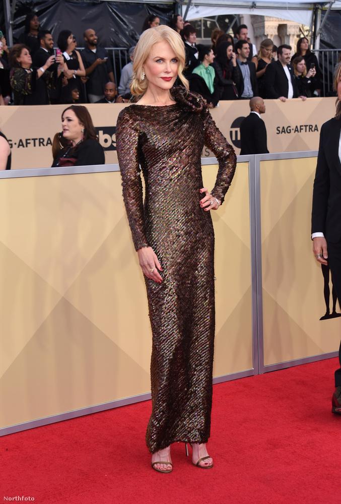 Nicole Kidman szintén nem okozott csalódást