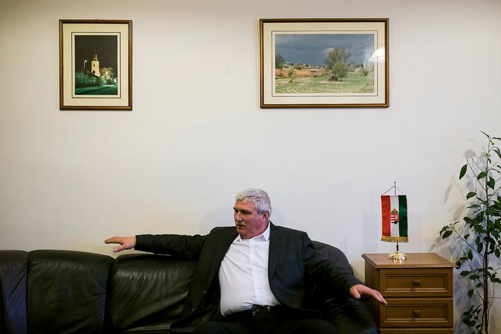 Herdon János, Ópályi polgármestere