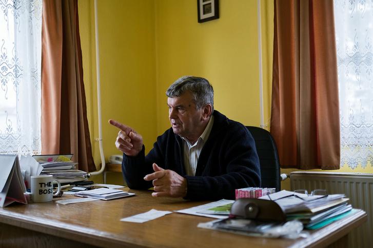 Nagy János, Hodász polgármestere