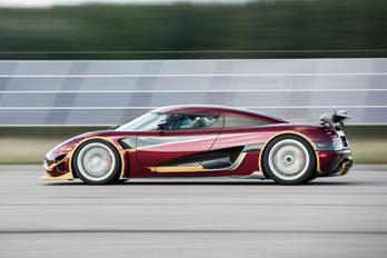 Akár a 480 km/h is meglehet a Koenigseggnek