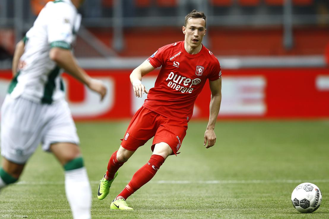 Dejan Trajkovski az FC Twente – FC Groningen meccsen 2017. május 14-én