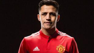Megvan a megállapodás: Alexis Sánchez a Manchester Unitedé