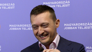Szofi elvarázsolta Rogán Antalt