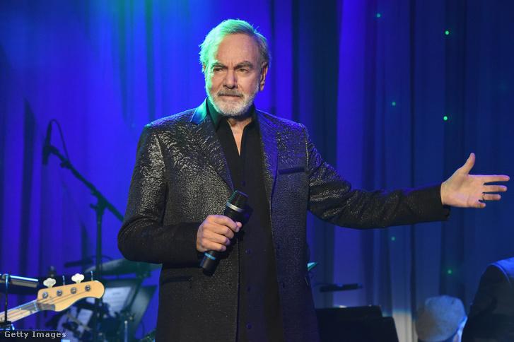 Neil Diamond a 2017-es Grammy-gálán