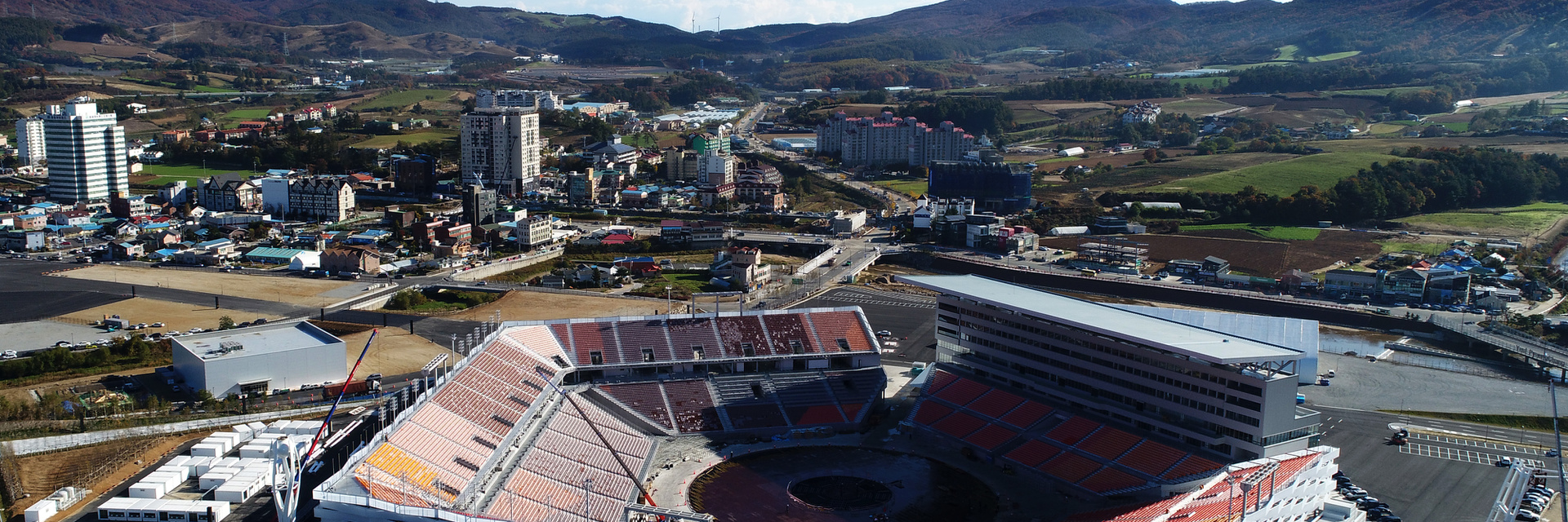 Phjongcshang Olympic Stadium
