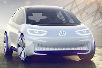 Jövőre megy gyártásba a Volkswagen ID