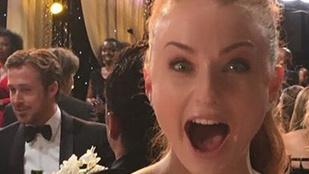 Na vajon, ki lesz Sophie Turner koszorúslánya az esküvőjén?