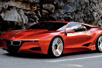 A BMW-szupersportkocsi nem halott