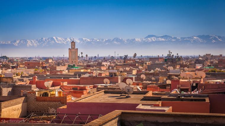 De a Ryanair is repül Budapestről Marokkóba, csak ők az Atlasz-hegység lábánál fekvő Marrákesbe