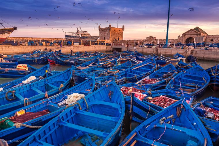 Ha autót bérelsz, 3 óra alatt átérhetsz Agadirból és Marrákesből is                         Asz-Szavírába (francia nevén Essaouira)