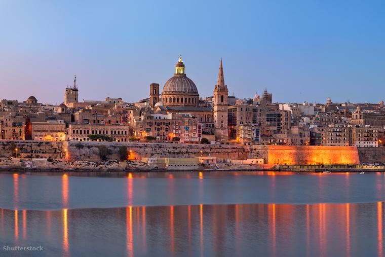 Máltára viszont hetente háromszor indulnak a Wizz Air járatai télen is