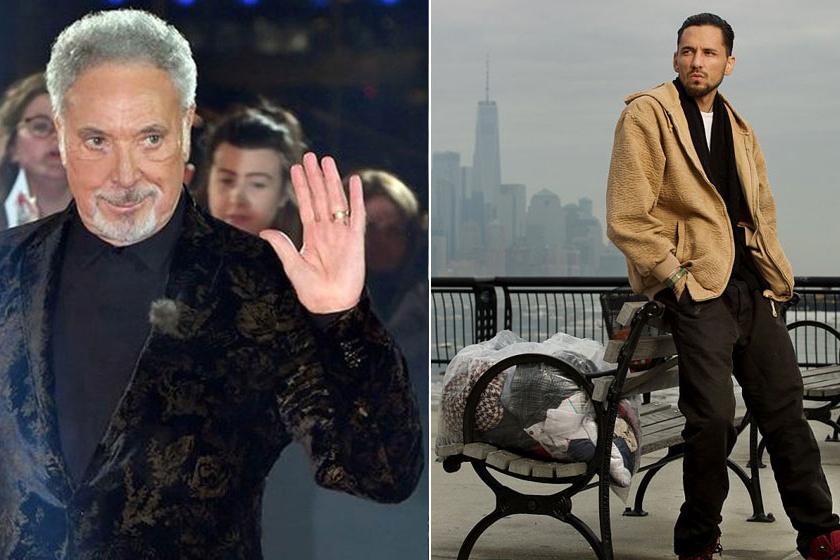 Tom Jones 29 éves fia, Jon Jones egy New Jersey-i hajléktalanszállón lakik. Elmondása szerint nem az apja pénze, hanem a szeretete hiányzik neki.