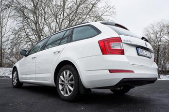 Patikaúj Škoda 170 ezer kilométerrel