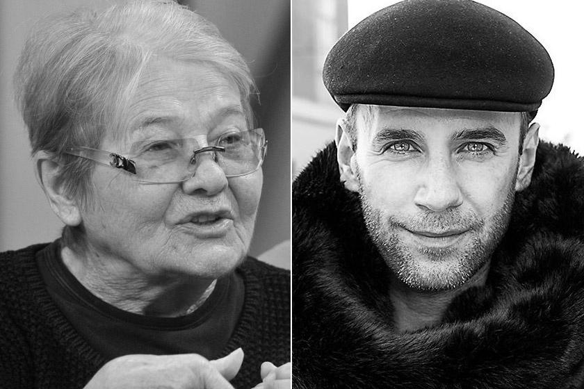 Jóképű színész Törőcsik Mari unokája - Fotókon a 39 éves Máté