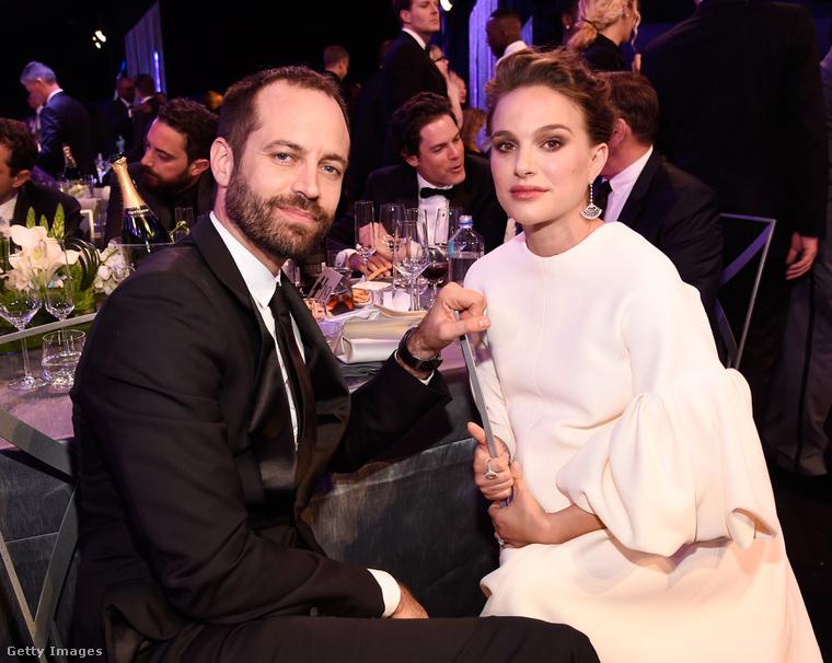 Natalie Portman férjének van a legjobb neve az egész balettszakmában, ebben biztosak vagyunk!