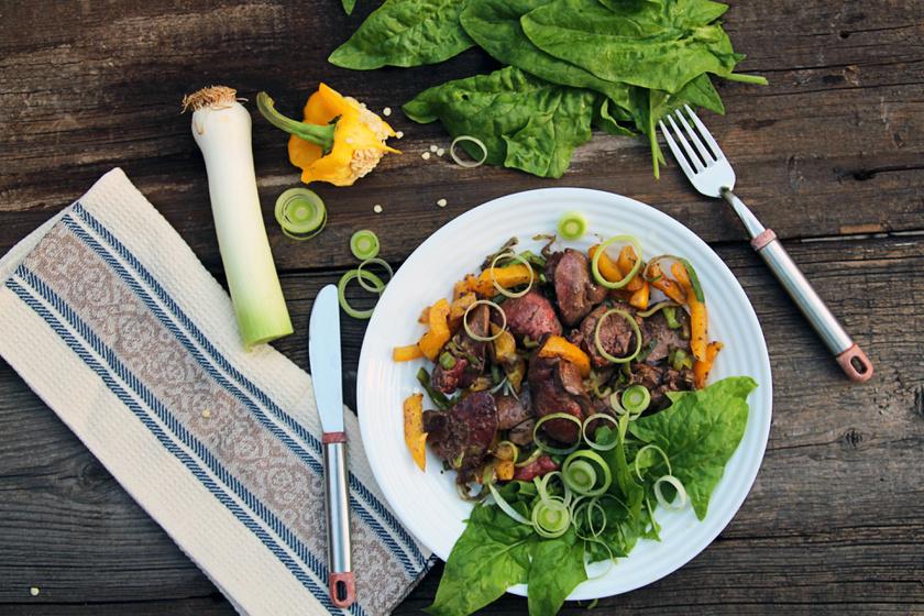 10 étel, ami tele van vassal, és jó hatással lesz a vérképre - Így fogyaszd őket