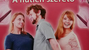 Hűtlenségre buzdít egy magyar kertészet reklámja, le is állították