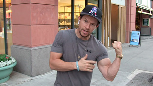 Mark Wahlberg meggyőzően érvel, ha a szteroidhasználatról kérdezik