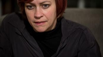 Sárosdi Lilla díjat kap a bátorságáért