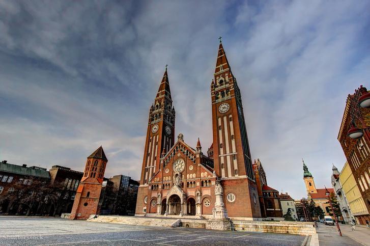 Szeged és a Dóm